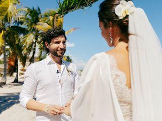La boda de Diana y Mark 1