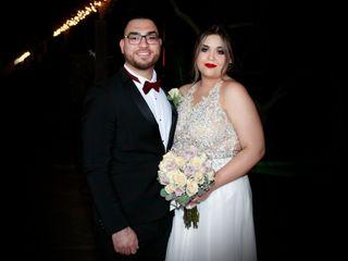 La boda de Yanérida y Daniel