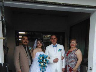 La boda de Xochithl y Pablo 2