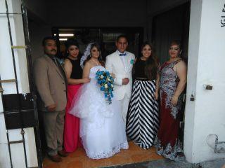 La boda de Xochithl y Pablo