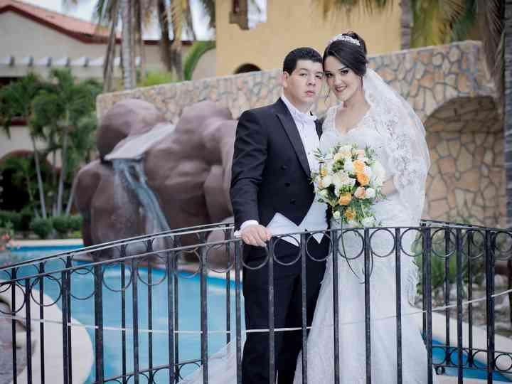 La boda de Ivana y José Miguel
