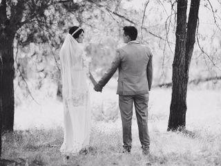 La boda de Kariam y Hibran 1