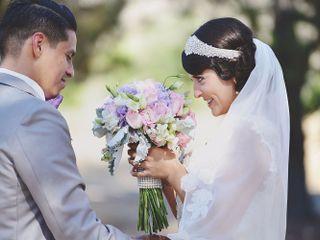 La boda de Kariam y Hibran 2
