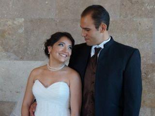 La boda de Miriam y Rodolfo
