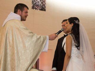 La boda de Fabiola y James 1
