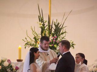 La boda de Fabiola y James 2