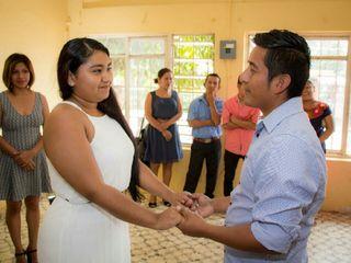 La boda de Cinthia y José Iván 1