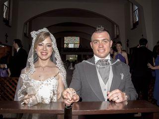 La boda de Elizabeth y Pablo