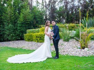 La boda de Cinthya y Ivan  2