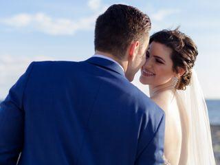 La boda de Alanna y Charles