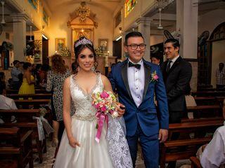 La boda de Vianey y Raúl