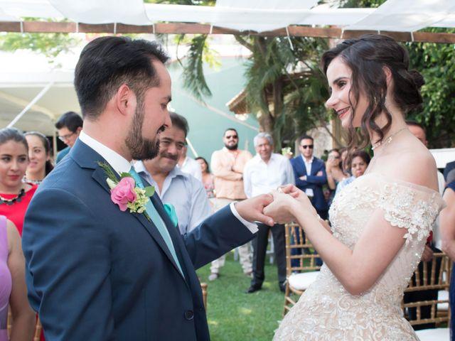 La boda de Yuliana y Carlos