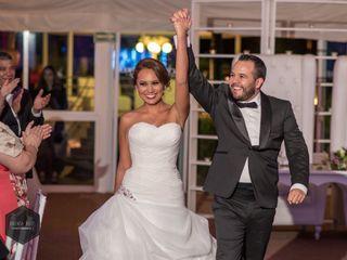 La boda de Alicia y Omar