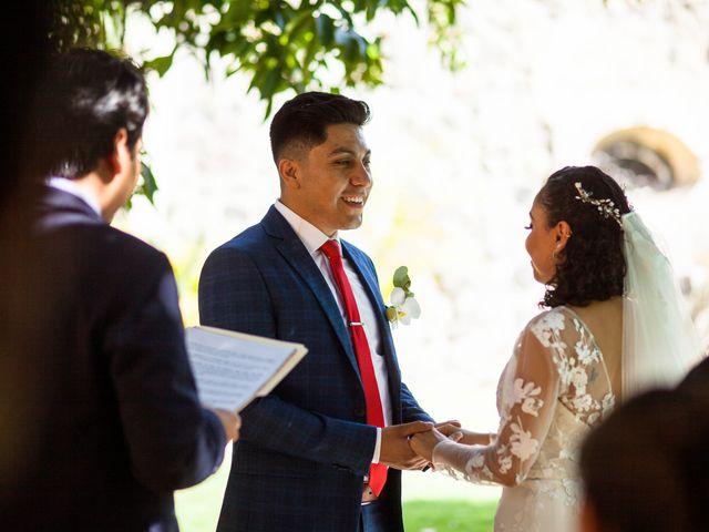 La boda de Gaby y Josue