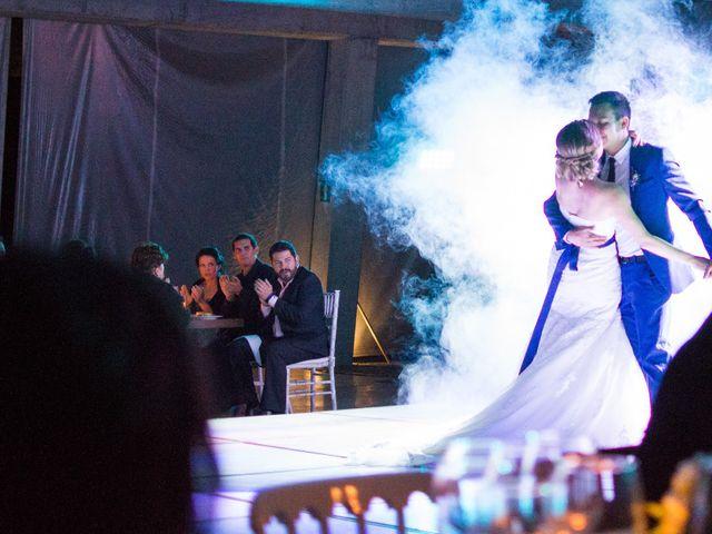 La boda de Adriana y Luis