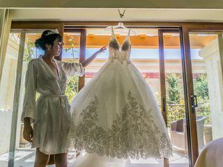 La boda de Alan y Yezben 3
