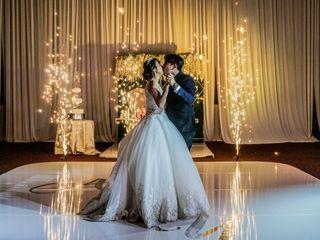 La boda de Alan y Yezben