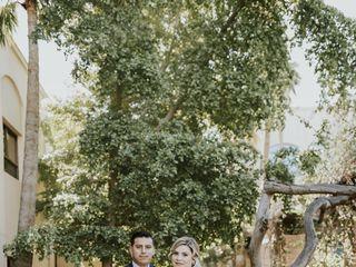 La boda de Cesia y Ismael 1