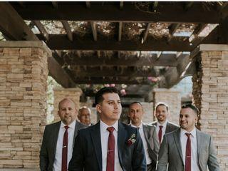 La boda de Cesia y Ismael 2