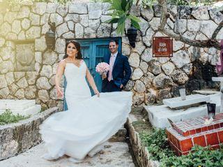 La boda de Jenny y Dennis