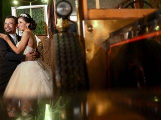 La boda de Jacky y José Luis 1