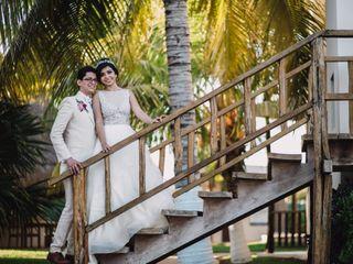 La boda de Gloria María y José Jacobo