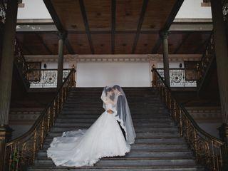 La boda de Rosalba y Adan