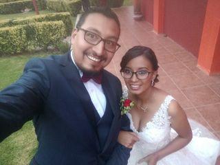 La boda de Erik Lixsandro y María Guadalupe