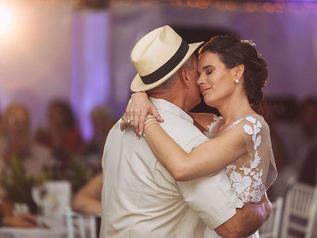La boda de Lauren y Timothy
