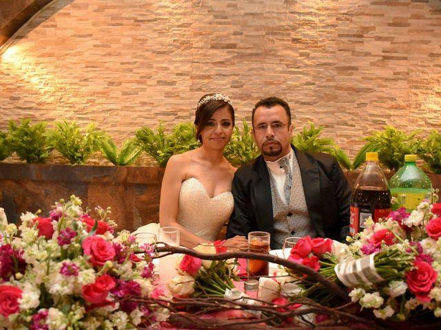 La boda de Jacky y José Luis