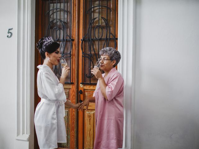 La boda de Adan y Rosalba en Ciudad Madero, Tamaulipas 9