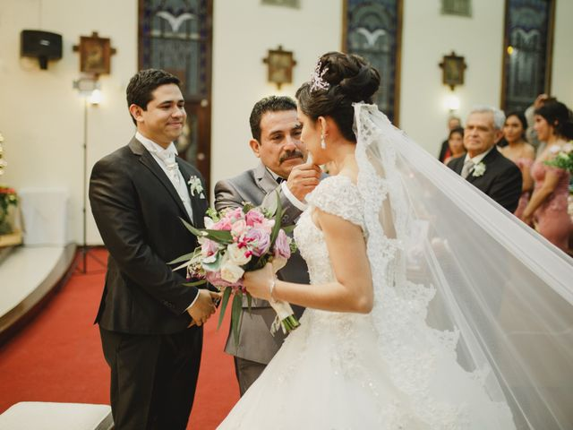 La boda de Adan y Rosalba en Ciudad Madero, Tamaulipas 41