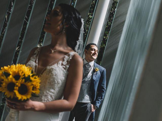 La boda de Felisa y Misael