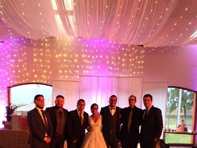 La boda de María Guadalupe  y Erik Lixsandro en Zacatecas, Zacatecas 1
