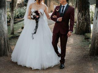 La boda de Cintia y Isaias 2