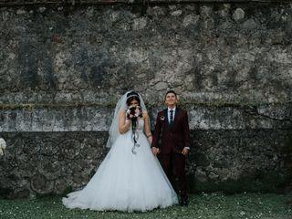 La boda de Cintia y Isaias