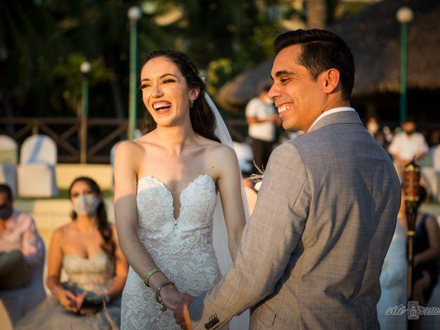 La boda de Nallely y Victor