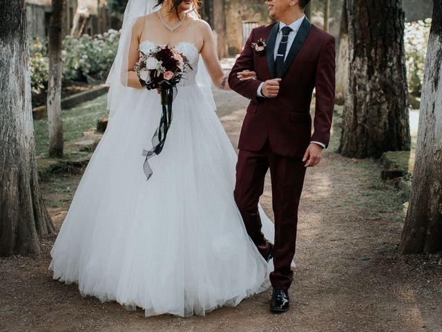 La boda de Isaias y Cintia en Cuajimalpa, Ciudad de México 4
