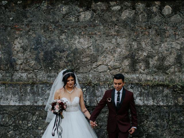 La boda de Isaias y Cintia en Cuajimalpa, Ciudad de México 5