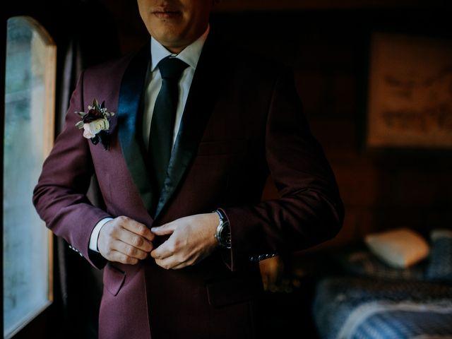 La boda de Isaias y Cintia en Cuajimalpa, Ciudad de México 10