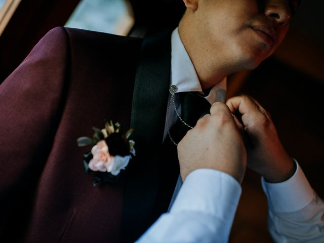 La boda de Isaias y Cintia en Cuajimalpa, Ciudad de México 12