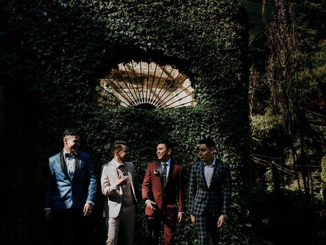La boda de Isaias y Cintia en Cuajimalpa, Ciudad de México 18