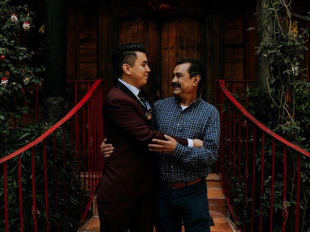 La boda de Isaias y Cintia en Cuajimalpa, Ciudad de México 22