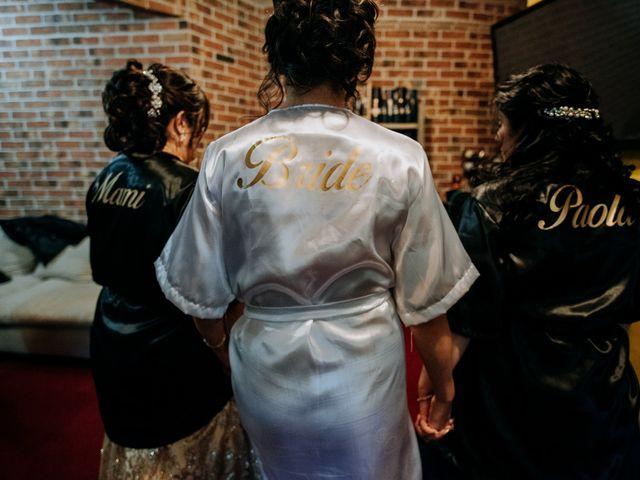 La boda de Isaias y Cintia en Cuajimalpa, Ciudad de México 40
