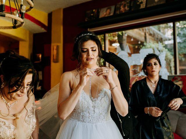 La boda de Isaias y Cintia en Cuajimalpa, Ciudad de México 43