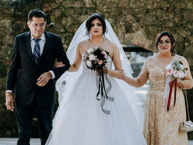 La boda de Isaias y Cintia en Cuajimalpa, Ciudad de México 57