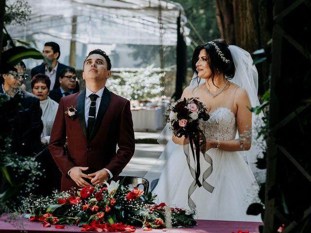 La boda de Isaias y Cintia en Cuajimalpa, Ciudad de México 60