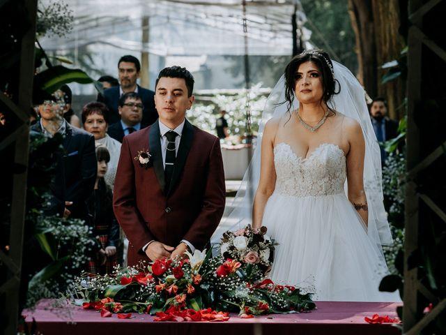 La boda de Isaias y Cintia en Cuajimalpa, Ciudad de México 61
