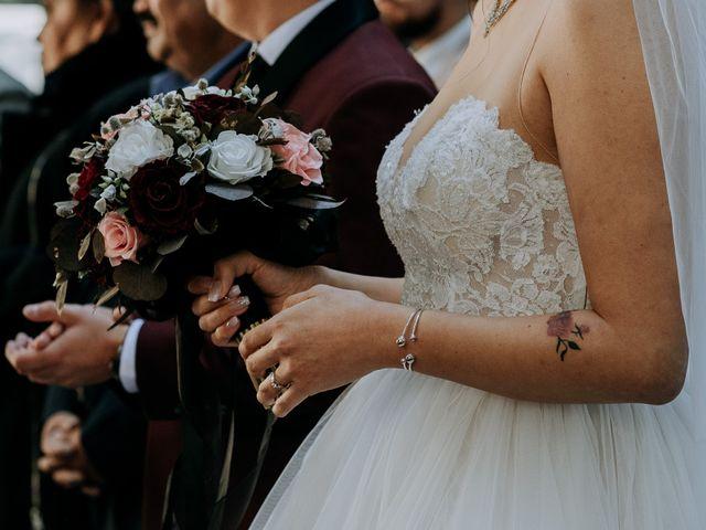 La boda de Isaias y Cintia en Cuajimalpa, Ciudad de México 62