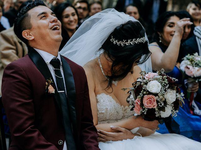La boda de Isaias y Cintia en Cuajimalpa, Ciudad de México 63